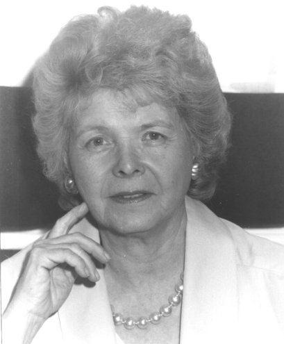The late Mrs. Suzy Eban